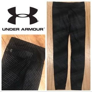 Under Armour tight fitted low waist leggings sz S